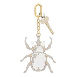 India Hicks Bring Along Beetle Keychain - New